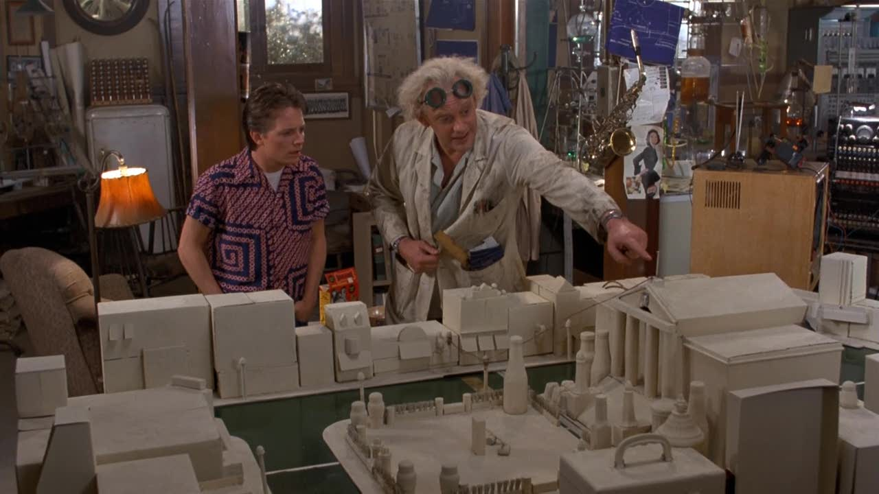 Back To The Future Of Prototyping! Great Scott!