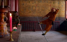 Being A User Researcher Feels Like Being A Shaolin Monk